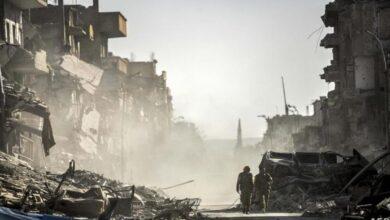 Photo of تقرير يتوقع عمليات عسكرية في سوريا و 7 دول عام 2021
