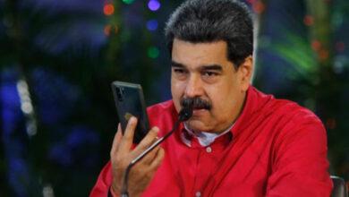 "Photo of رئيس فنزويلا يشارك رقم هاتفه ويخاطب متابعيه: ""أضيفوني على مجموعاتكم"" (فيديو)"