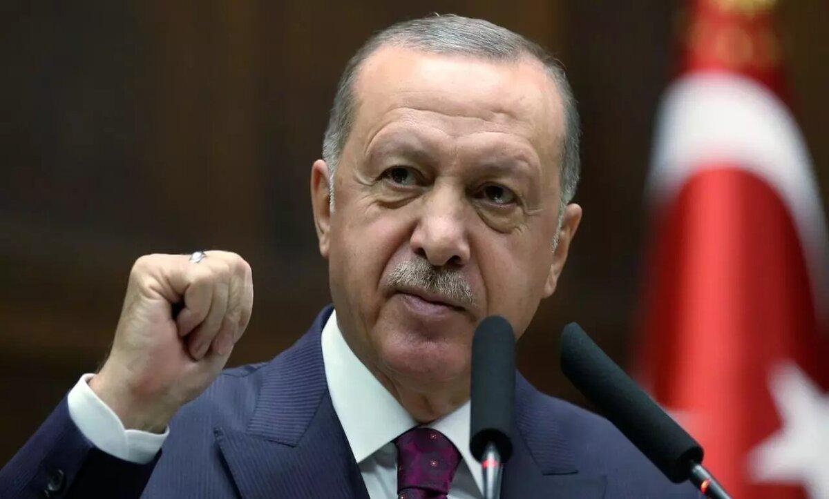 رجب طيب أردوغان - الرئيس التركي