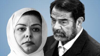 Photo of تداول تسجيل لـ رغد صدام حسين في الذكرى الـ14 لرحيل والدها