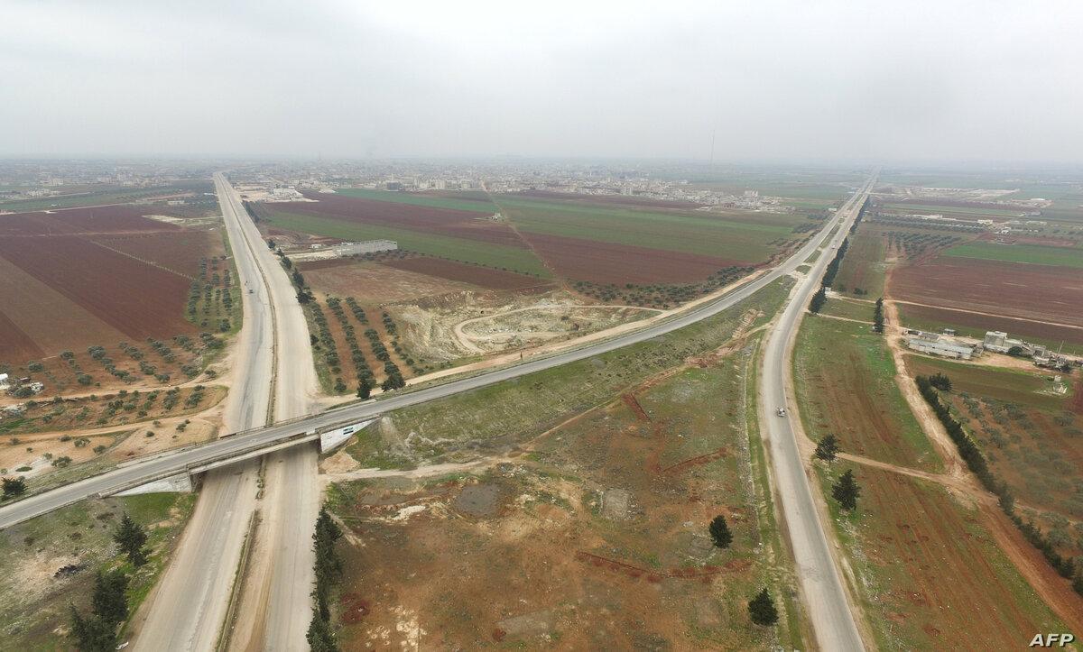 ريف حلب الغربي -مواقع التواصل