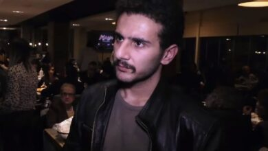 Photo of سليمان رزق: أنا صريح ضمن الحدود ومع تقديم المشاهد الجريئة في الأعمال الفنية (فيديو)