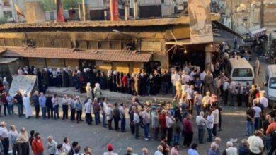 Photo of مؤسسة مخابز الأسد: طوابير الأفران في سوريا سببها جودة الخبز
