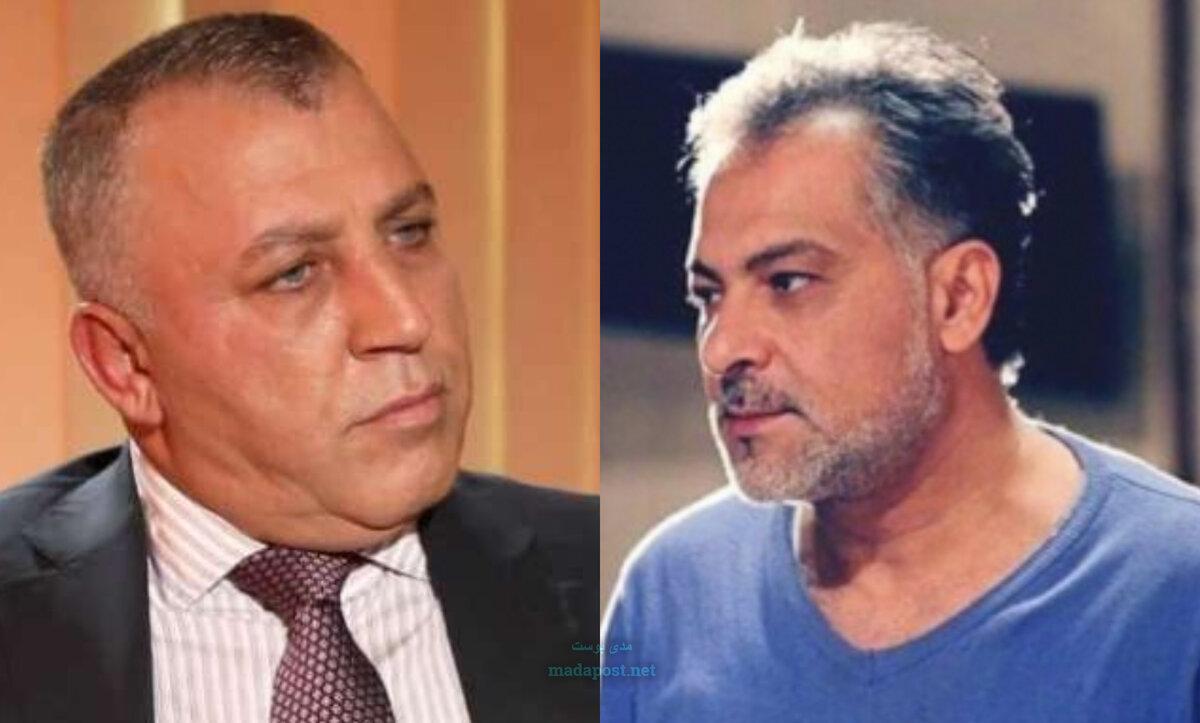 غسان عبود وحاتم علي - مدى بوست