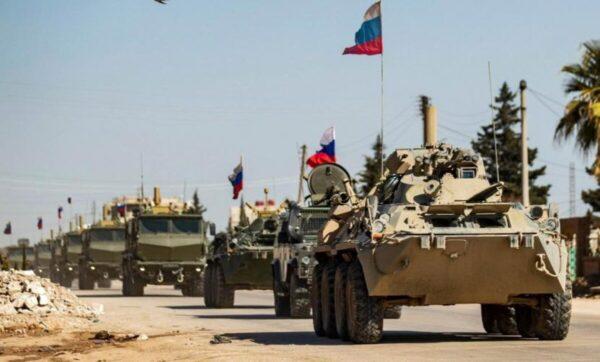 الأكبر خلال 2020 .. روسيا ترسل تعزيزات عسكرية إلى القامشلي ومصادر توضح الأهداف