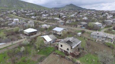 Photo of بعد دعمهم أرمينيا في قره باغ.. موالو الأسد يعودون إلى حميميم في اللاذقية