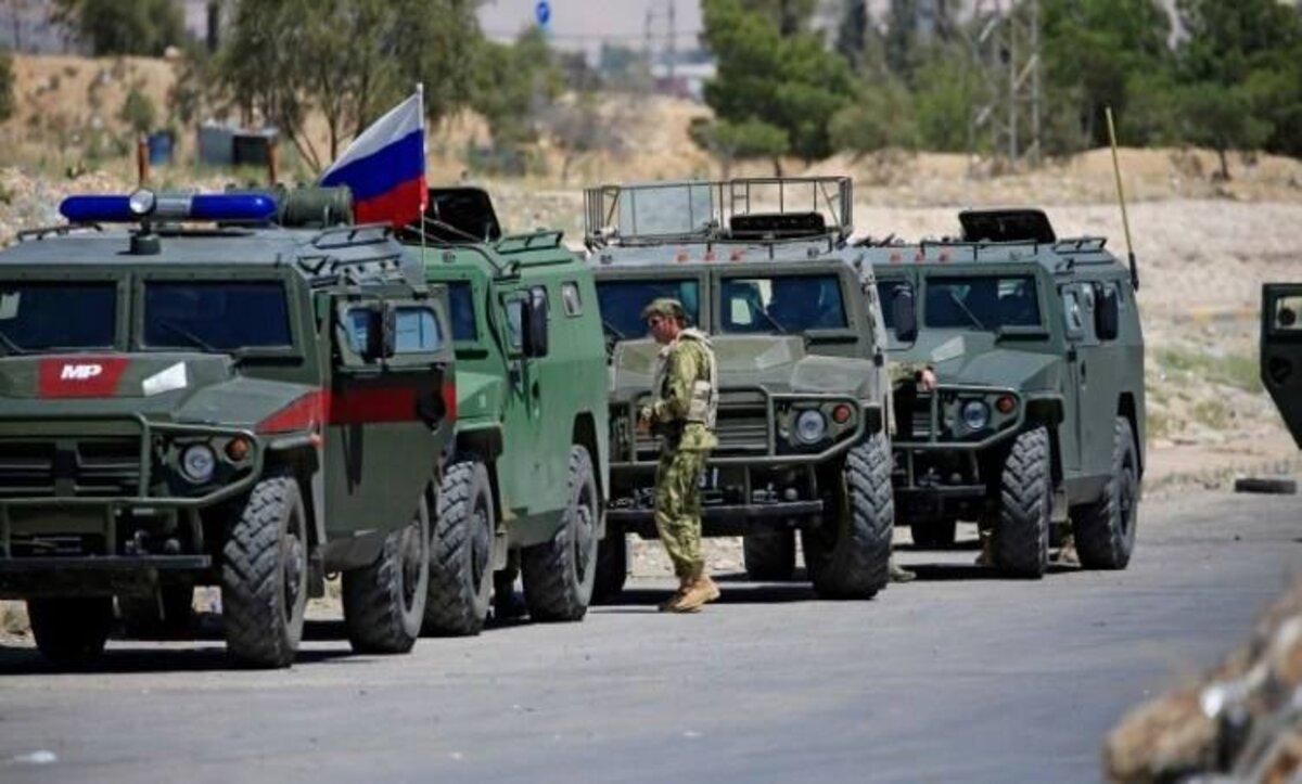 قوات روسية شرق سوريا