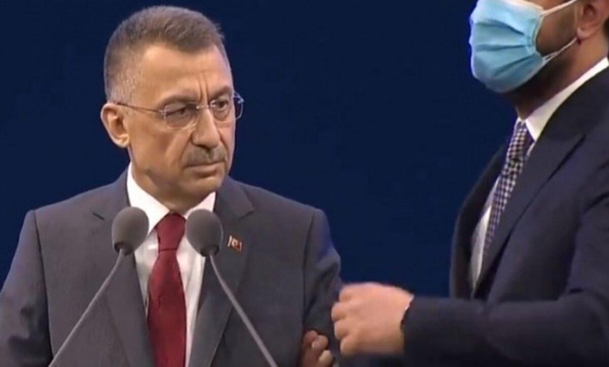 نائب أردوغان - فؤاد أقطاي