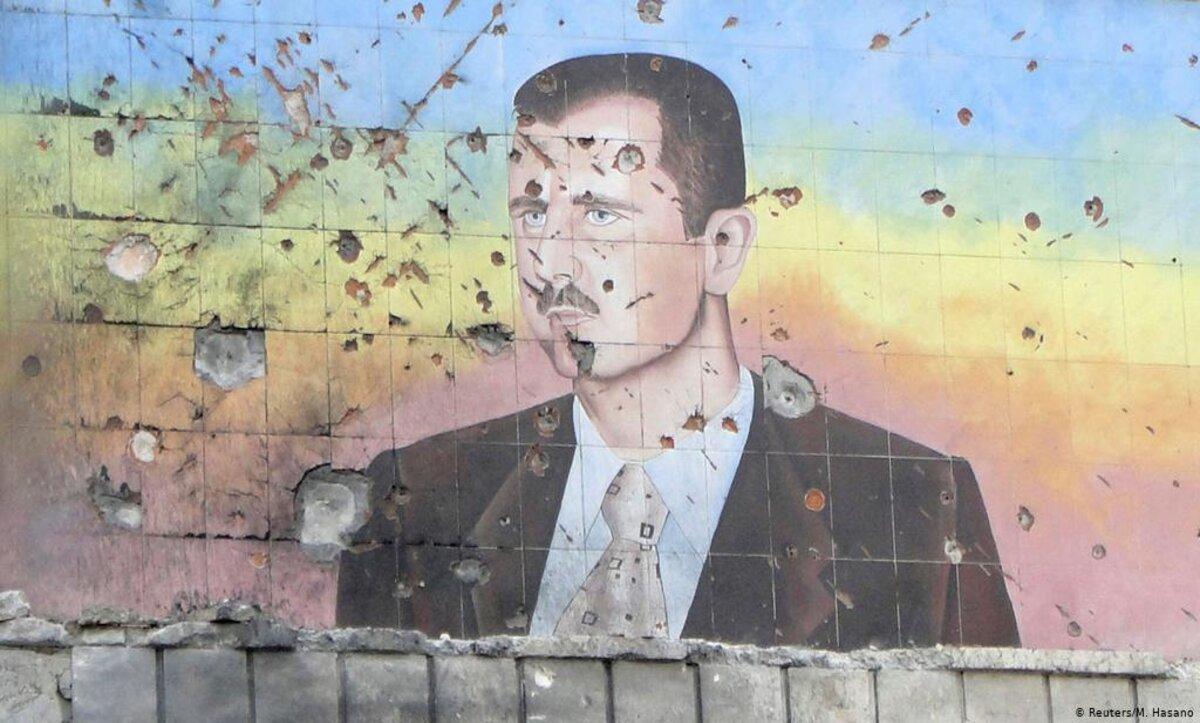 نظام الأسد - مواقع التواصل