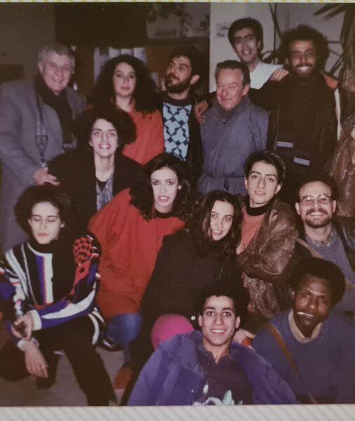 المعهد العالي للفنون المسرحية في دمشق