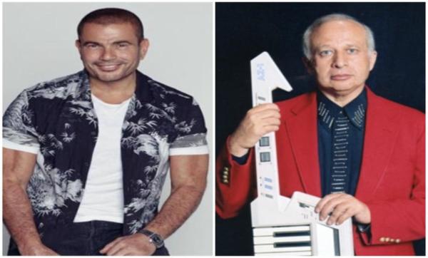 الموسيقار هاني شنودة يشيد بموهبة عمرو دياب: إذا قرأ القرآن الكريم بجوارك ستبكي (فيديو)