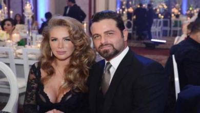 Photo of بقبلة ورسالة رومانسية.. نيكول سابا ويوسف الخال يحتفلان بعيد زواجهما التاسع (صور/فيديو)