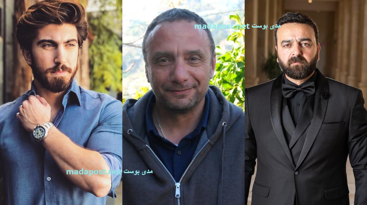 باسل الخطيب وسامر المصري والسدير مسعود