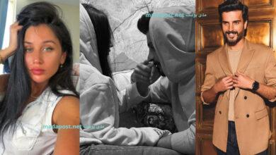 Photo of لبنانية وتكبره بثلاث سنوات.. من هي فرح مراد خطيبة الفنان السعودي مهند الحمدي؟ (صور)