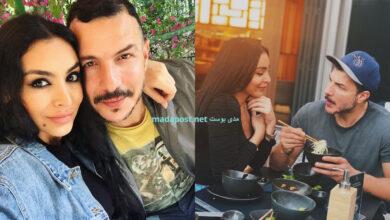 Photo of باسل خياط عن زوجته: علمتني أن الخوف ليس خيارًا (صور/ فيديو)