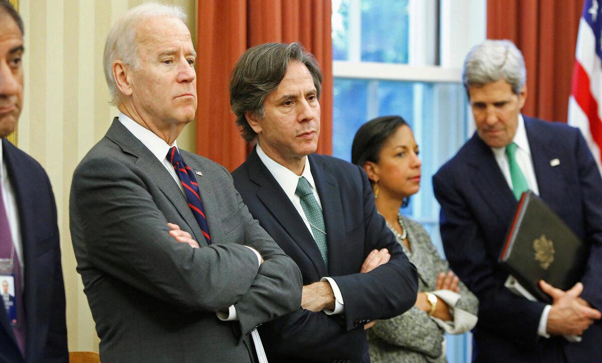 التشكيلة الأخيرة لإدارة جو بايدن قبل ساعات من دخوله البيت الأبيض