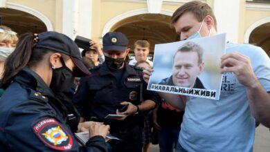 Photo of بعد عودة نافالني وفلمه عن قصر بوتين .. حراك شعبي للمعارضة في روسيا (فيديو)