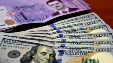 Photo of الليرة السورية مقابل العملات الأجنبية والذهب 02 01 2021