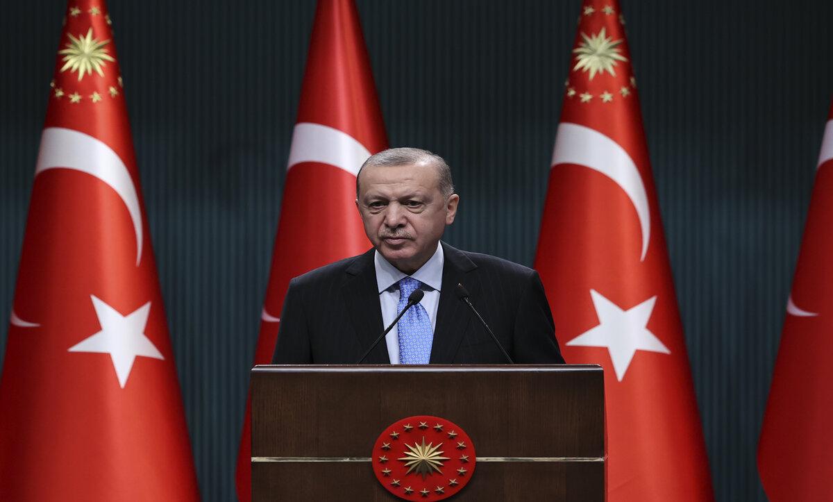 الرئيس التركي - الأناضول