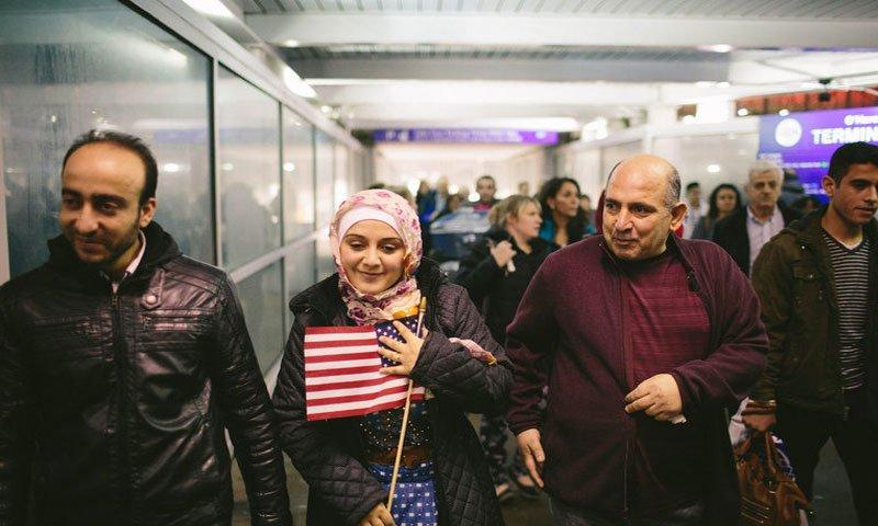 بشرى سارة للسوريين في الولايات المتحدة الأمريكية بقرار من بايدن