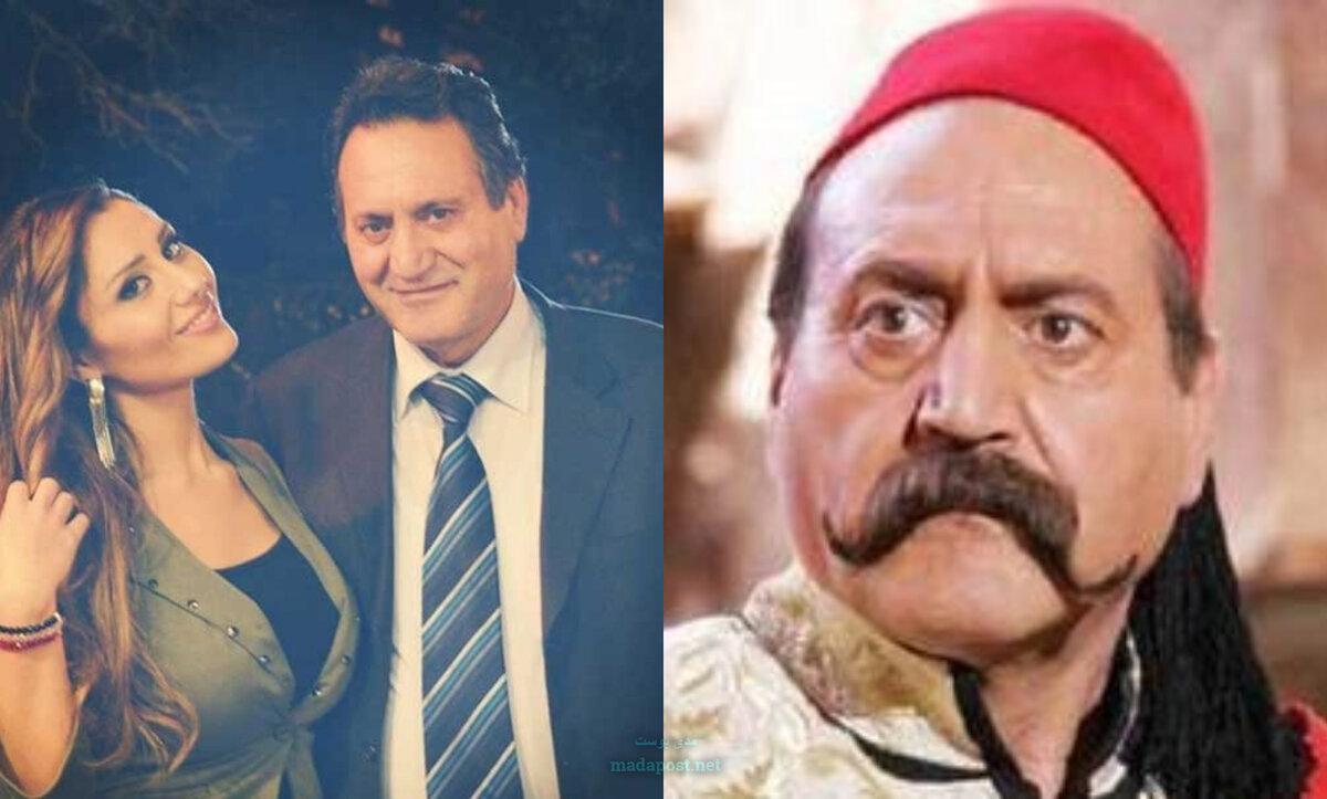 """والد مغنية في """"ذا فويس"""" وشارك في مسلسل """"عروس بيروت"""" .. قصة الفنان السوري """"فائق عرقسوسي"""""""