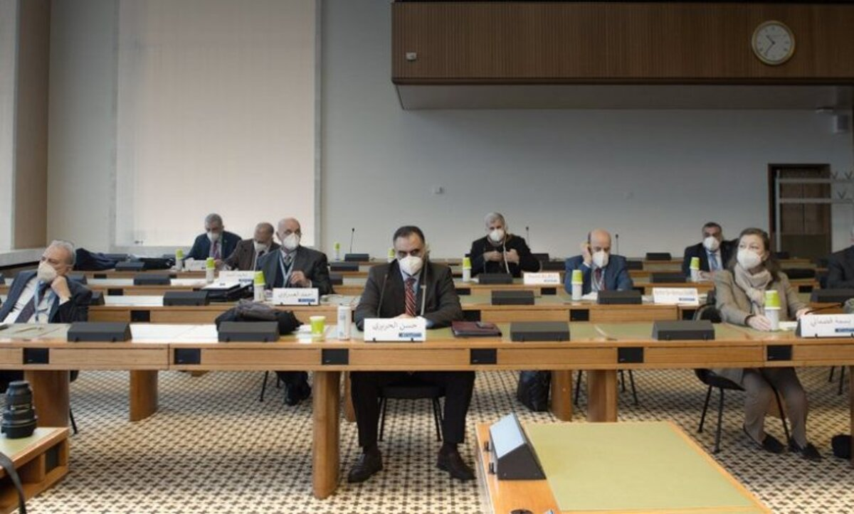 سوريا .. خلافات على العلم والنشيد والعملة خلال جلسة اللجنة الدستورية
