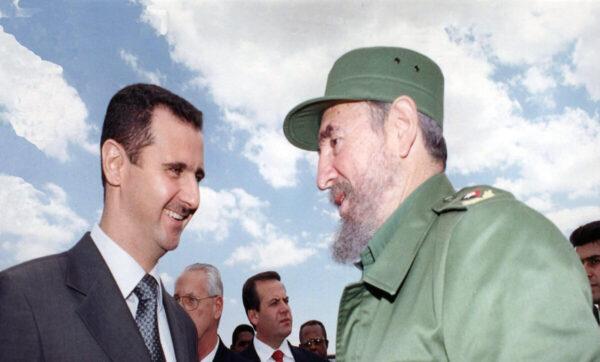 ليبراسيون: فرنسا ودول غربية لا تعارض وجود بشار الأسد