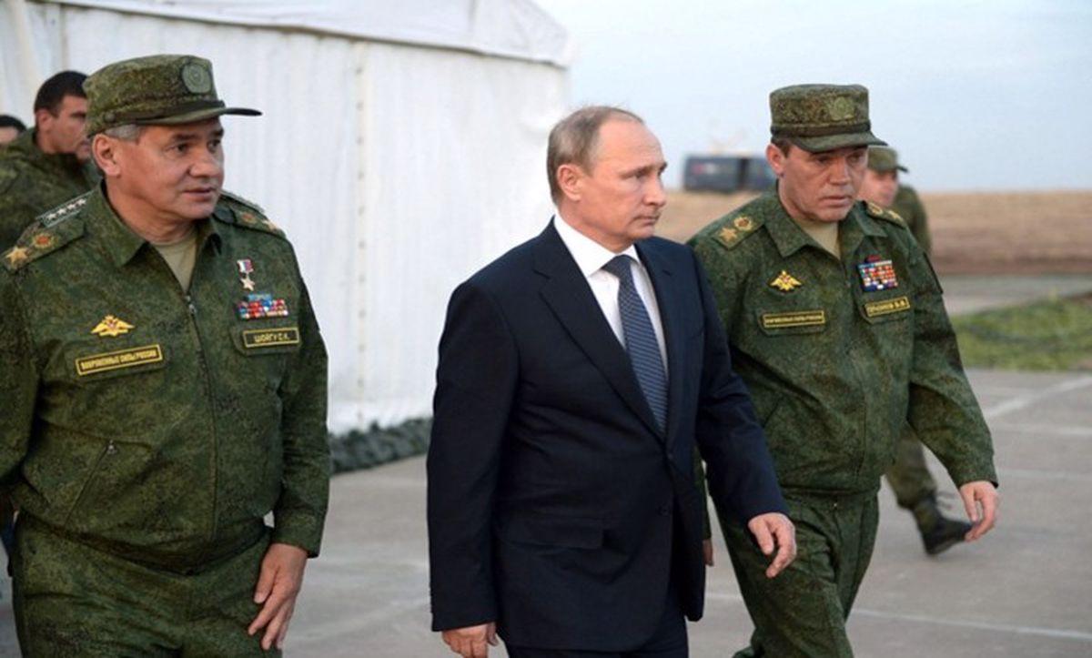 بوتين في سوريا - وكالات