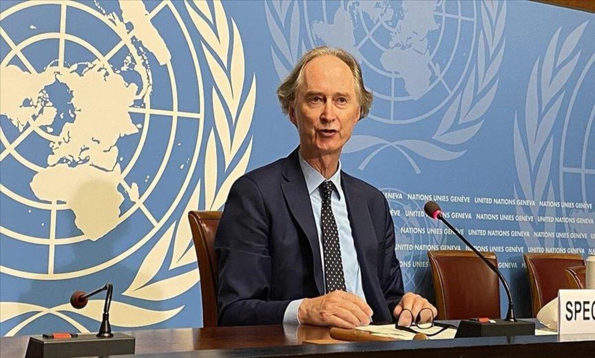 بيدرسون يكشف عن خطته المقبلة بشأن سوريا ويصف محادثات اللجنة الدستورية: (مخيبة للآمال)