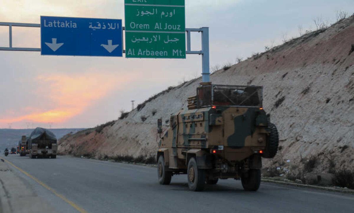 تركيا في إدلب