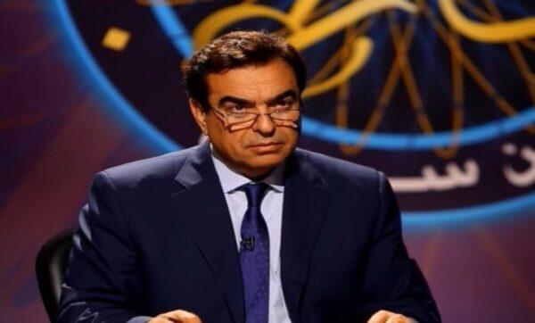 جورج قرداحي في حلقة نادرة يخالف قوانين من سيربح المليون بسبب شعبان عبد الرحيم (فيديو)