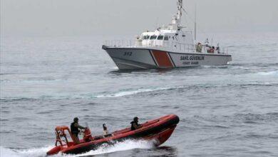 Photo of تركيا: غرق سفينة روسية تحمل نحو 15 شخصاً في البحر الأسود (فيديو)
