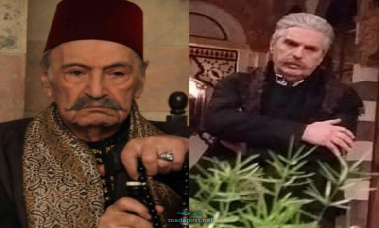 Photo of عباس النوري في البيوت الشامية ضمن كواليس حارة القبة ومتابعون يشبهونه بـ رفيق السبيعي (صور)