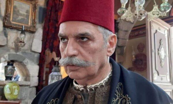 عباس النوري في البيوت الشامية ضمن كواليس حارة القبة ومتابعون يشبهونه بـ رفيق السبيعي (صور)