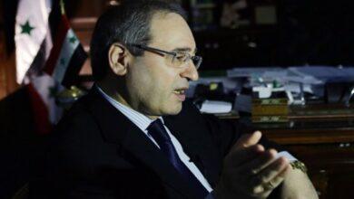 Photo of الاتحاد الأوروبي يعلن إجراءات جديدة بحق وزير خارجية الأسد فيصل المقداد