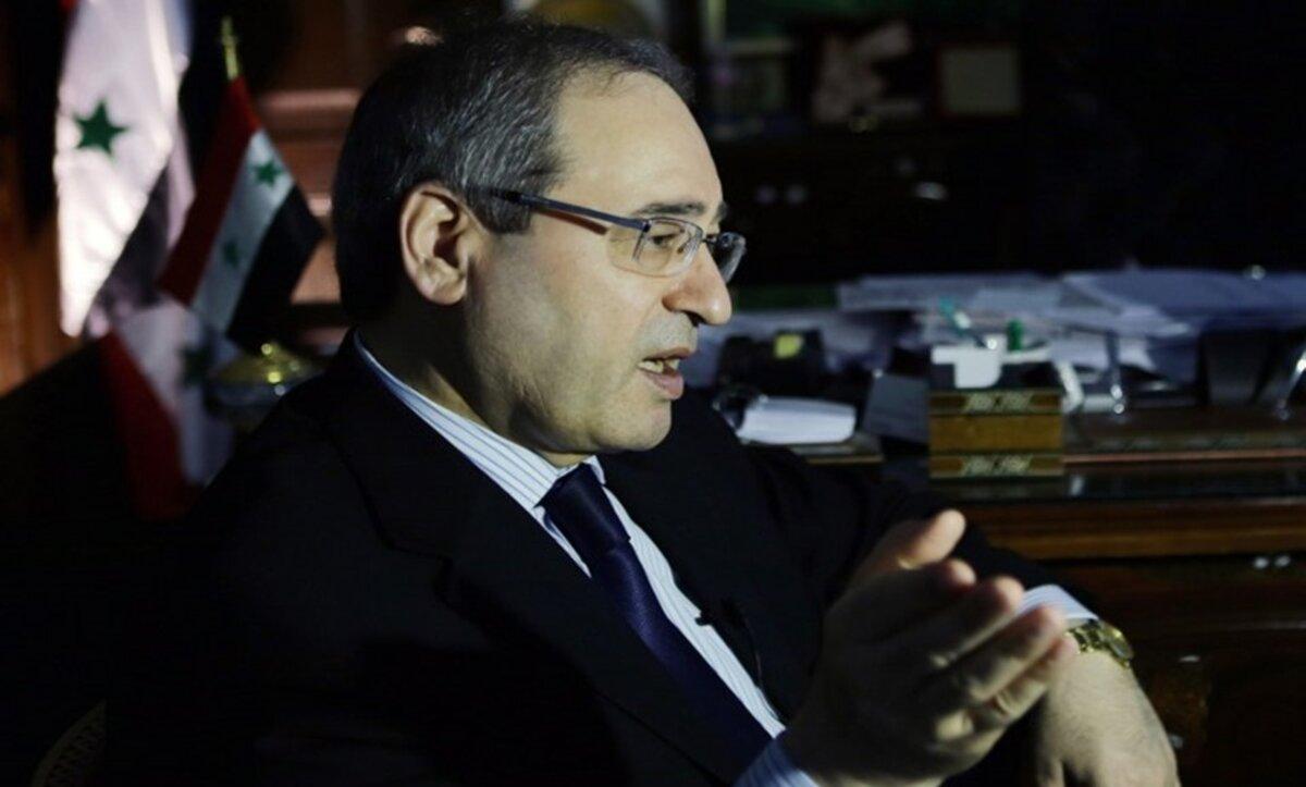 الاتحاد الأوروبي يعلن إجراءات جديدة بحق وزير خارجية الأسد فيصل المقداد