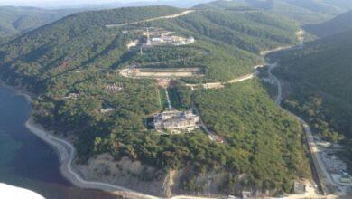 "Photo of ""قصر بوتين"" .. مساحته تعادل 44 مرة إمارة موناكو وكشف به نافالني أكبر عملية فساد في العالم (فيديو)"