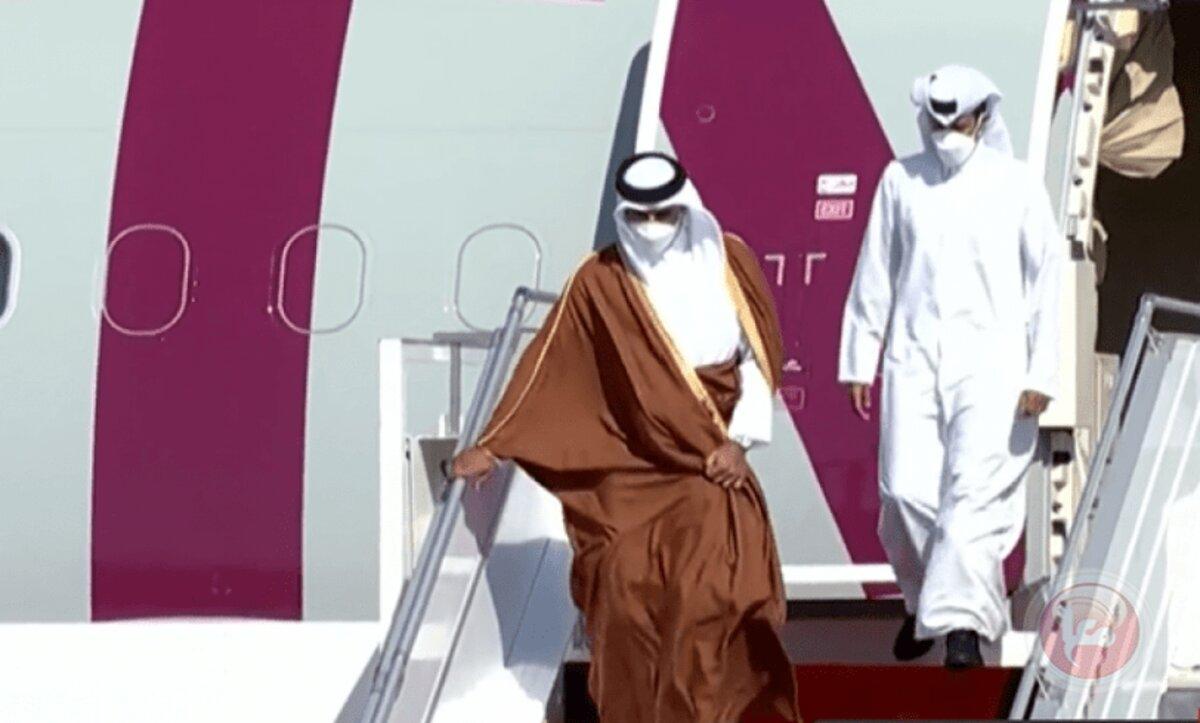 لقاء تاريخي سعودي قطري