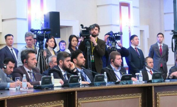 أستانا تعود من جديد واللقاءات القادمة حول سوريا في سوتشي الروسية