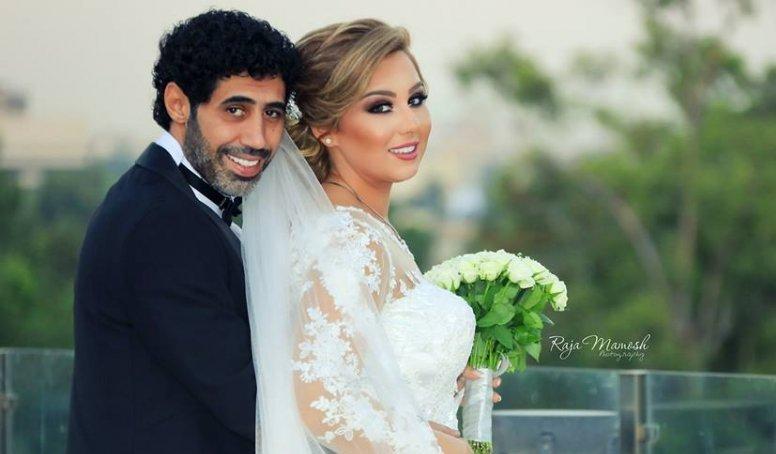 محمد حداقي وسيدرا الأتاسي