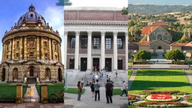 Photo of أفضل جامعات العالم لعام 2021