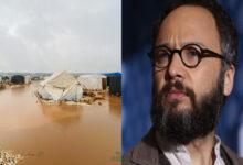 Photo of مكسيم خليل يتضامن مع نازحي المخيمات ويوجه رسالة إلى من يريد المساعدة