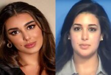 Photo of ياسمين صبري بملامح مختلفة بعد تداول فيديو قديم ونادر لها قبل الشهرة (فيديو)