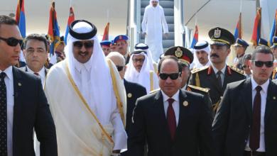 Photo of على غرار السعودية.. مصر تعتزم فتح المجال الجوي للطائرات القطرية قريبًا
