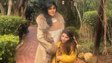 Photo of جيني إسبر تنشر مجموعة من الصور برفقة ابنتها الوحيدة سيندي (صور)