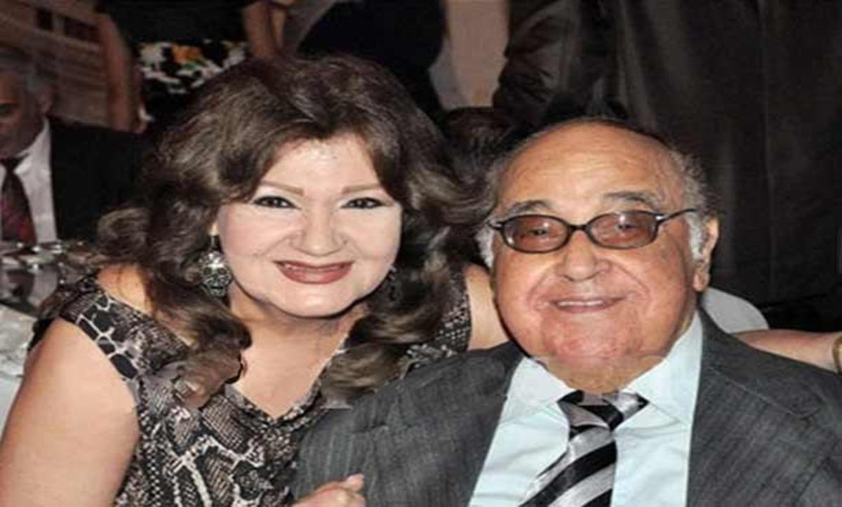 ميمي جمال وحسن مصطفى