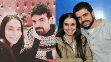 Photo of يزن خليل وحلا رجب يرزقان بمولودهما الأول (صورة)