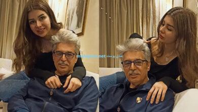Photo of عباس النوري مع ابنته رنيم: طبيبتي وابنتي.. أحب عقلك (صور)