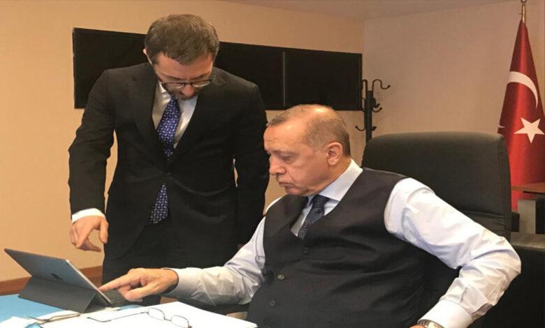 Photo of أردوغان يؤكد: لا دين على تركيا ولو بفلس واحد لصندوق النقد الدولي