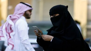 "Photo of سعودية تطلب من خطيبها ""كلمة سر"" هاتفه كشرط في عقد زواجهما"